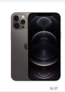 Apple iPhone 12 Pro Max - 128GB - Graphite (Unlocked) SL-ST