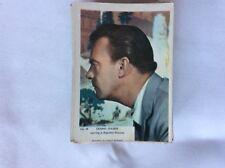 m17d1 trade card kane film stars 1958 no 18 dennis o keefe