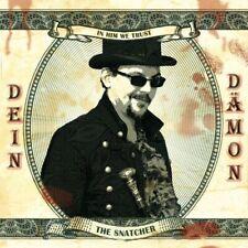 THE SNATCHER Dein Dämon CD 2019