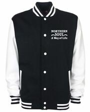 Waist Length Button Cotton Baseball Coats & Jackets for Men