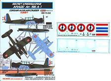 KORA Decals 1/72 ARADO Ar-196A-1 German Auxiliary Cruiser Commerce Raider KOMET