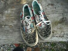 COLLECTOR  BASKETS  VINTAGE VANS SPIDERMAN T 39 DESTROYED MVS ETAT A 15€ ACH IMM