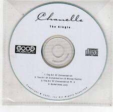 (FU475) Chanelle, The Single - 2003 DJ CD