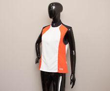 GORE BIKE Jersey Ladies Cycling 1/4 Zip Top Sleeveless Size 40