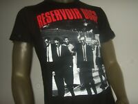 Men's S-M Reservoir Dogs Quentin Tarantino Gangster Crime Movie Mr Pink T- Shirt