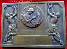 MED2956 - MEDAILLE MUSIQUE OFFERTE PAR LA VILLE D' ALGER - FRENCH MEDAL