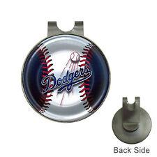 New LA Dodgers Golf Ball Marker Hat Clip Hot!