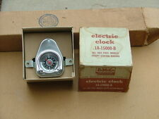 1951 Ford electric clock, NOS! 1A-15000-B