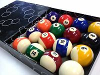BRAND NEW KELLY POOL, POOL BALLS  2 inch Retail price $49.90 (Australian Seller)
