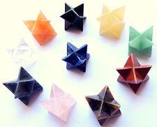 Gemstone Chakra Healing Merkaba Ten Unique Stars Reiki Crystal gift energy power