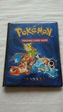 Pokemon Trading Card Game Base Set Collection Book Album Folder Case Retro WOTC