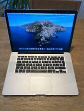 Apple Macbook Pro Retina 15 (top spec 2012) Quad i7 2.6GHz 16GB 500GB SSD GT650M
