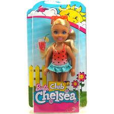 Muñeca Barbie club Chelsea-natación Mattel DWJ34 Marca CE 3Yrs+ Nuevo