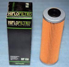 1 filtre à huile Hiflofiltro HF158 KTM 950 990 1050 1190 ADVENTURE SM RC8 RC8R