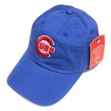 c48e6289720 American Needle MLB Chicago Cubs Ballpark Slouch Royal Blue Adjustable Cap