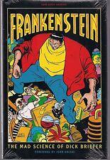 Frankenstein Mad Science Of Dick Briefer Hardcvr Gn Tpb 40s Classic Sealed New
