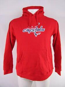Washington Capitals NHL Fanatics #77 T.J. Oshie Men's Sweatshirt [Flawed]
