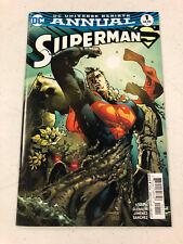 Superman #1 Annual  Rebirth  -Comic Book-  Please Visit My Store