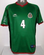 ATLETICA MEXICO WC2002 RAFA MARQUEZ M ORIGINAL JERSEY SHIRT