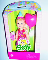 SHELLY K8554 BIRTHDAY PARTY  BUON COMPLEANNO MATTEL 2006