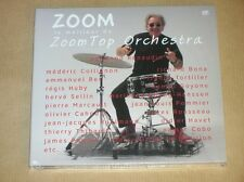 BOITIER 2 CD RARE / BERTRAND RENAUDIN, LE MEILLEUR DU ZOOM TOP ORCHESTRA / NEUF