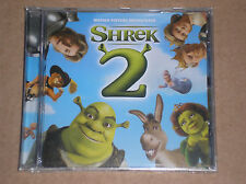 SHREK 2: ORIGINAL SOUNDTRACK (COUNTING CROWS, PETE YORN) - CD SIGILLATO (SEALED)