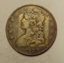 1836 BUST HALF DOLLAR ,   VERY FINE CONDITION