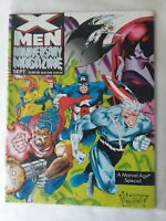 X Men Anniversary Magazine Sept 1993 A Marvel Age Special
