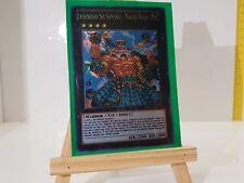 YuGiOh Orica Legendary Six Samurai - Master Roshi Holo Götter Custom Super