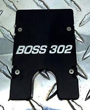 BilletVault Wallet Aluminum RFID protection black front pocket BOSS 302
