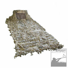 UKSW Ghillie Layout blind Stubble Camo Wildfowling Pigeon shooting