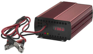 12V 10A Intelligent Leisure Battery Charger Caravan Marine Replaces Numax 121000