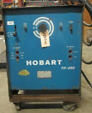 Hobart Tr250 Arc Welder On Cart