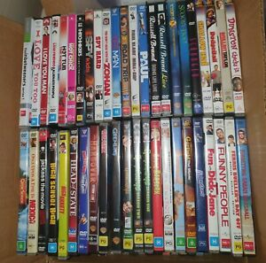 DVDs - Clean and Working