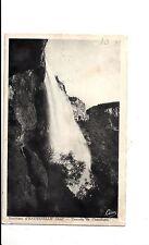 BF12496 hauteville ain cascade de cahrabotte france front/back image