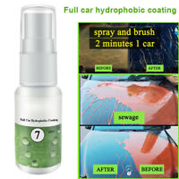 50ml HGKJ-7 Car Nano Hydrophobic Coating Windshield Auto Paint Rain Repellent