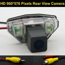 To Honda CRV CR-V 2007 2008 2009 2010 Car PAL HD 960*576 Pixels Rear View Camera