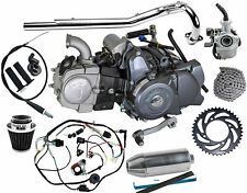 Lifan 125cc Semi Auto Engine Motor Kit  for Honda CT70 CRF50 XR70 Pit Trail Bike