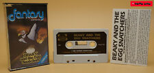 COMMODORE C64 / C128 Original Datasette - BEAKY AND THE EGG SNATCHERS - 1986