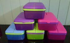 Rectangular Sistema Plastic Food Containers, Utensils & Sets