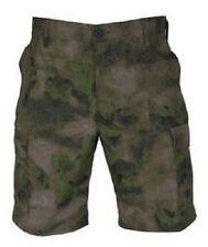 US Propper A-TACS FG BDU Battle Rip Shorts Pants Army Camo ATACS Small