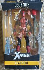 Marvel Legends Juggernaut Wave Deadpool