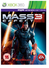 Xbox 360 - Mass Effect 3 **New & Sealed** Official UK Stock- XBox One Compatible