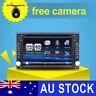 """6.2"""" Double 2 Din Car Head Unit DVD Player Radio Stereo GPS SAT NAV MP3 AUX USB"""