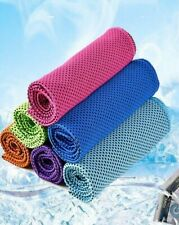 Buy 2 for $7.78 get 2 free ice Cooling Towels - Sports/Workout/outdoor Work/Gym