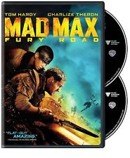 Mad Max: Fury Road (DVD, 2015, Special Edition)