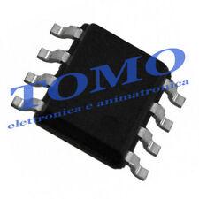 MCP6002T-I/SN Circuito integrato amplificatore operazionale 2 canali SO8