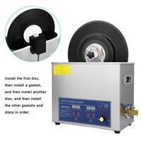 Kit Pulitore ultrasuoni Macchina per la pulizia di dischi regolabili di dischi