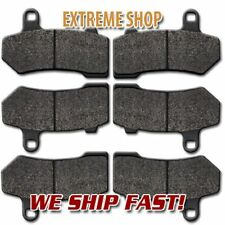 Harley F+R Brake Pads Night Rod Special (2007-2016) V-Rod Muscle (2008-2016) NEW
