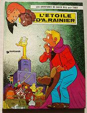 Chick Bill L'Etoile d'A. Rainier TIBET éd Dargaud rééd 1975